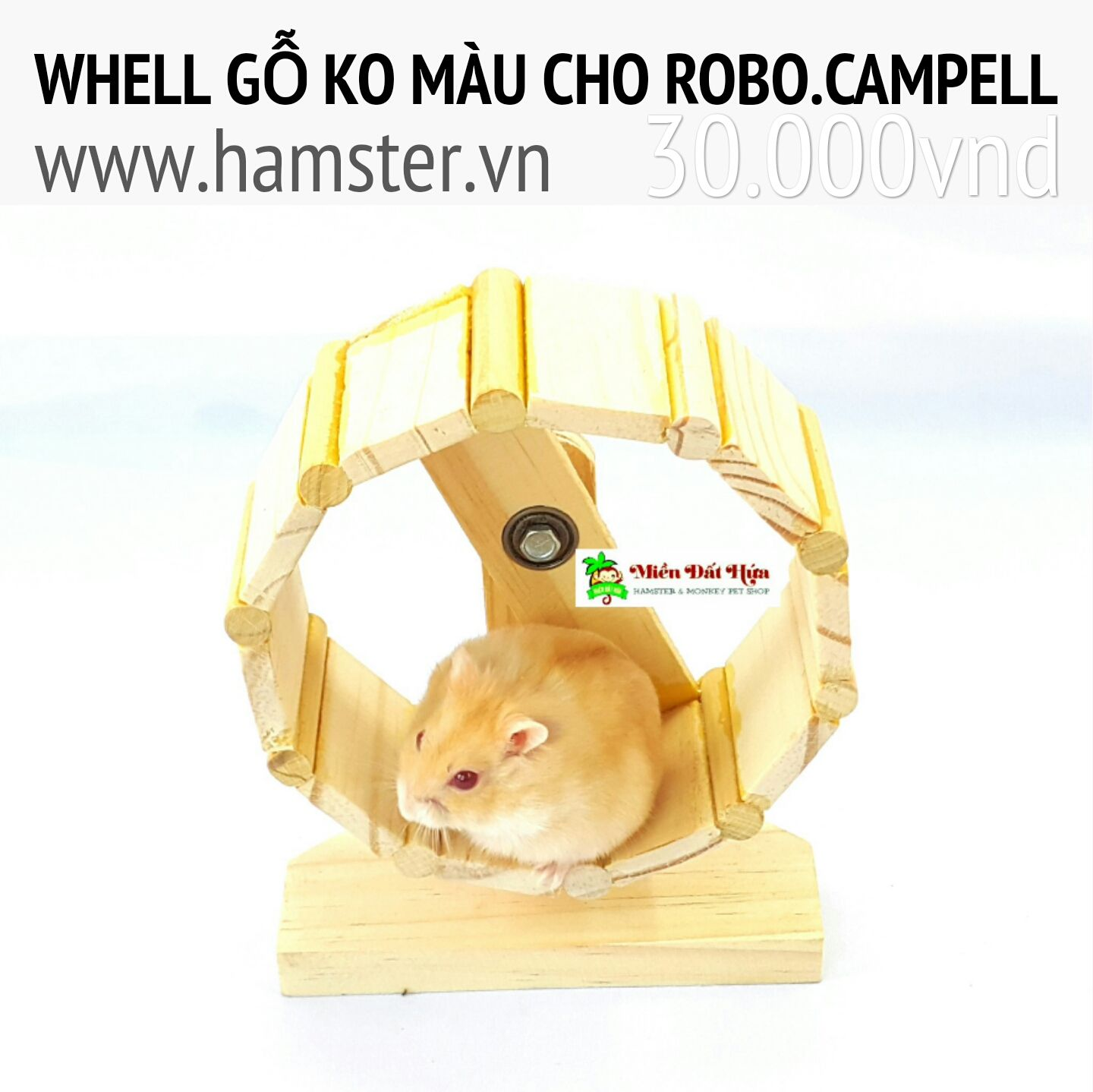 whell gỗ size robo.campell 40k